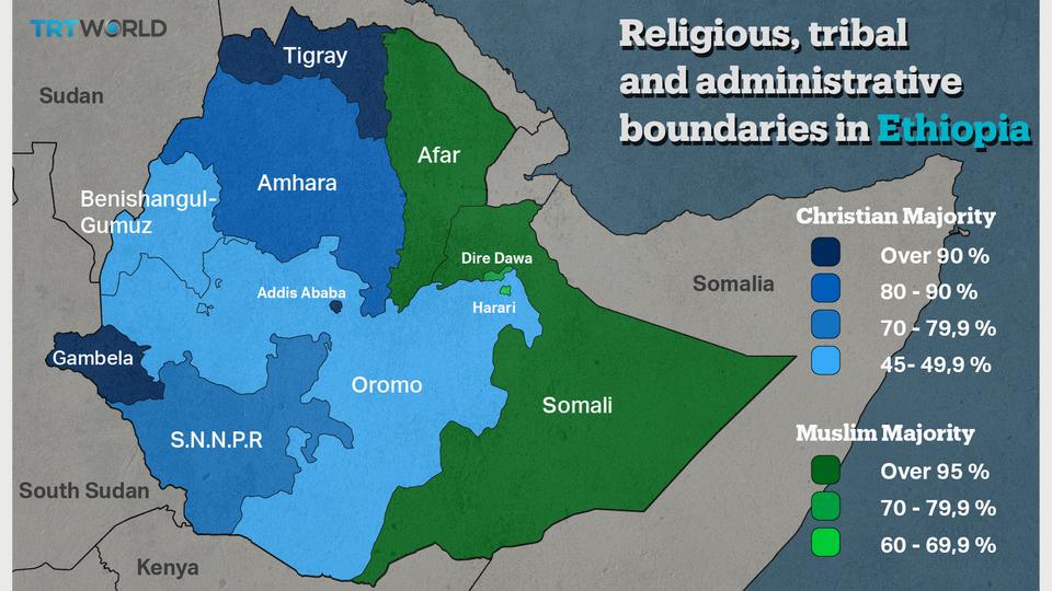 Ethiopia is slowly sleepwalking into ethnic war  Can it be