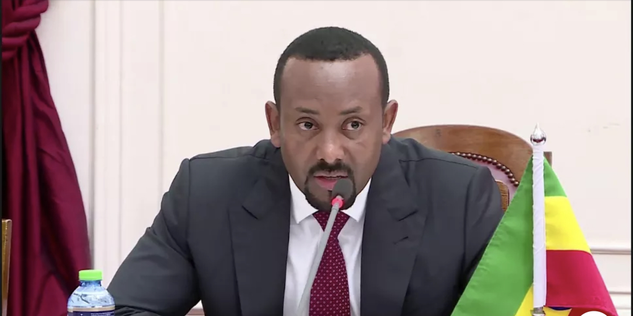 Ethopia's Abiy Ahmed recognised by Foreign policy as a